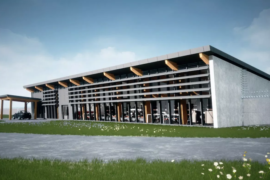 New Premier Terminal Manchester Airport