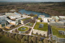 Alderley Park is a leading centre of innovation in the North West