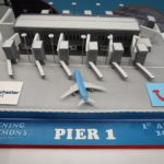Pier One Opening Cake Manchester Airport