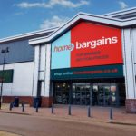 Home Bargains at Orbit's Lyme Green Retail Park in Macclesfield