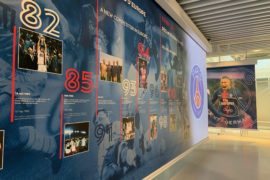 Mather & Co design new history room at PSG