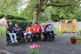 Day-care residents at Redesmere Gardens 5 33%