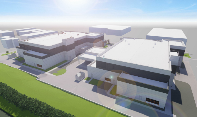 New Astra Zeneca facility awaits planning approval