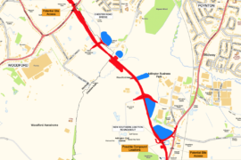 Poynton Relief Road contract awarded by Cheshire East Council