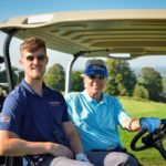Charity golf day raises £2500 to support primary school financial education