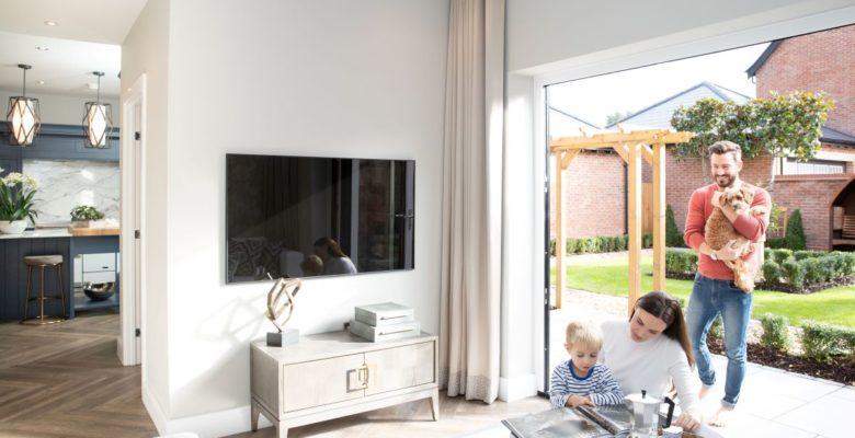 Bellway Heatherley Wood Mayfield home upgrades