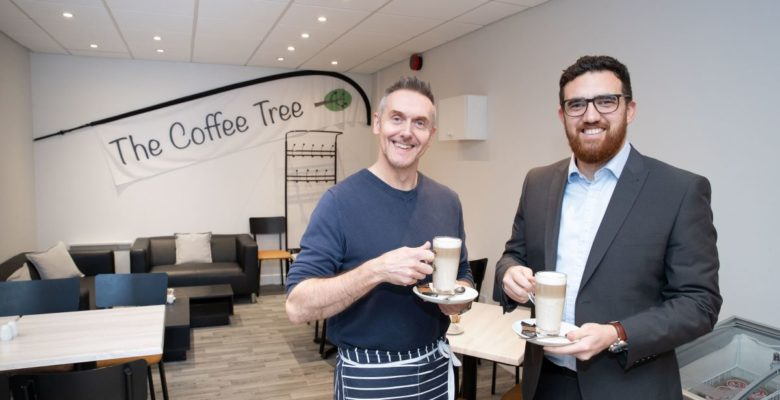 Coffee Tree opens in Tytherington Business Village