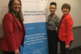 Marketing WAM welcomed business owners from the Wilmslow, Alderley and Macclesfield areas to a session at Wilmslow Conference Centre that inspired – both mentally and physically.