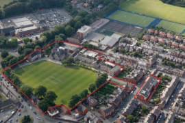Macclesfield school site seeks planning permission for residential development