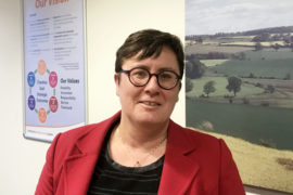 Lorraine O'Donnell has been appointed new chief executive of Cheshire East Council