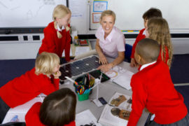 Cheshire East Council and Storengy launch solar panel competition for schools