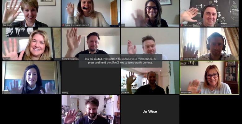Marketing WAM takes events online to benefit members with first Zoom meeting