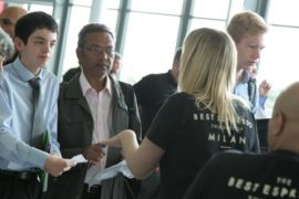 Manchester Airport jobs fair