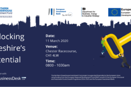 Unlocking Cheshire Potential NPIF seminar