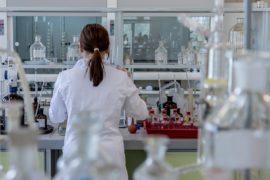 Covid-19 coronavirus testing lab