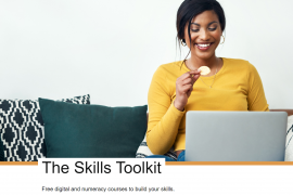 Online learning platform The Skills Toolkit launched by government