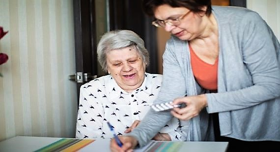 Unpaid carers get council support during Covid-19 crisis