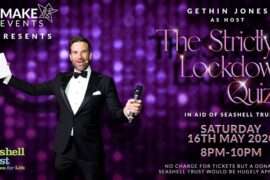 Wilmslow agency Make Events and Gethin Jones hosts Strictly Seashell Lockdown Quiz