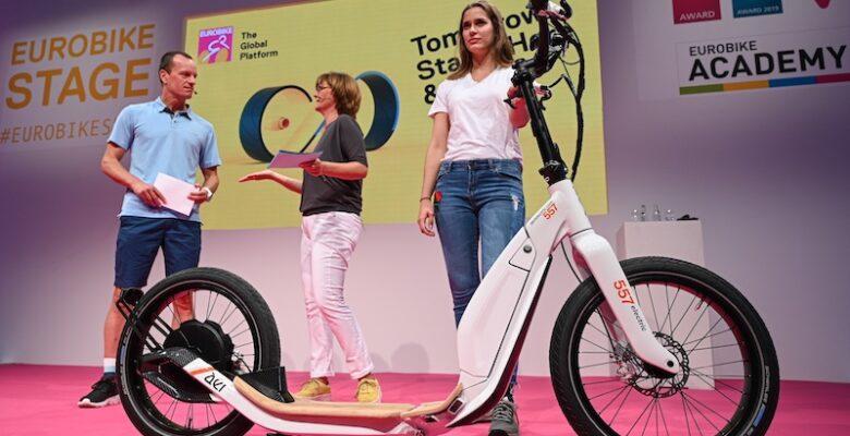 Macclesfield e-scooter company