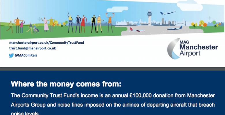 Manchester Airport Community Trust Fund