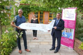 Airport Covid-19 relief grants for 15 community groups