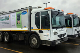 Hydrogen refuelling facilities planned for Cheshire East waste vehicles