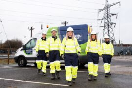 Electricity North West completes £1.4 million AstraZeneca project