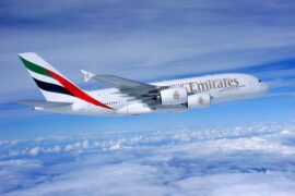Emirates SkyCargo Manchester flights resume