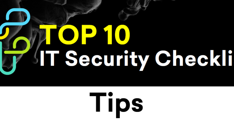Fabric IT Security Top 10 Checklist
