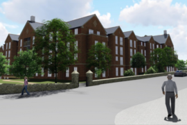 Macclesfield retirement homes approved