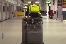 Safe travel measures in place at Manchester Airport
