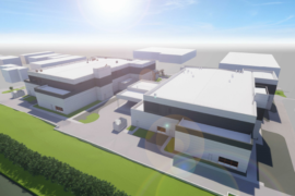 AstraZeneca expansion secures planning approval