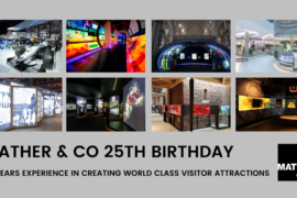 Wilmslow exhibition designers celebrate 25 years