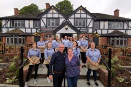 Macclesfield pub reopens with Covid-secure measures after £1 million investment