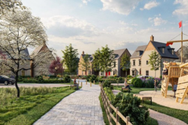 Macclesfield school site developers announced by Homes England