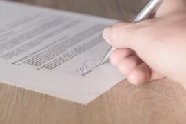 Terminating an Agency Agreement
