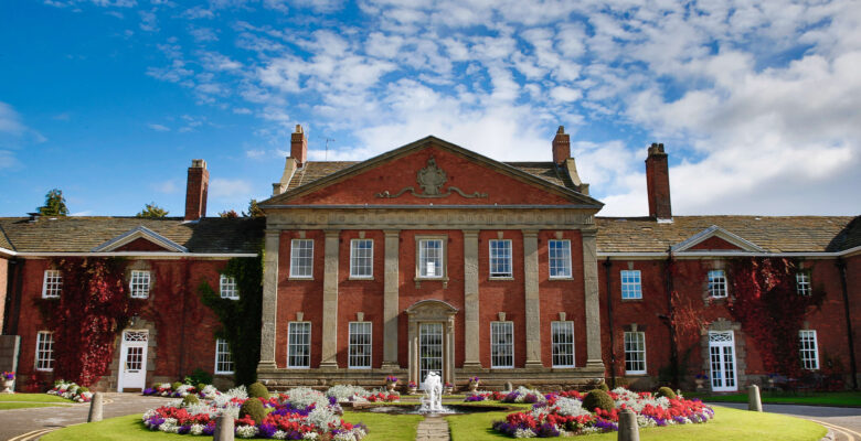 Champneys Spa to open 14th September at Mottram Hall