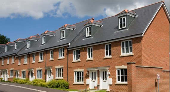 Cheshire East housebuilding reaches seven-year high