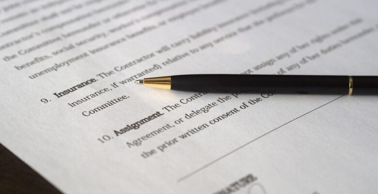 Expert Opinion Does your small print contain unfair contract terms