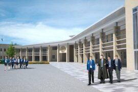 King's School new campus CGI