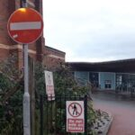 Site of pocket park planned for Macclesfield bus station