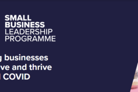 Small Business Leadership training programme announced