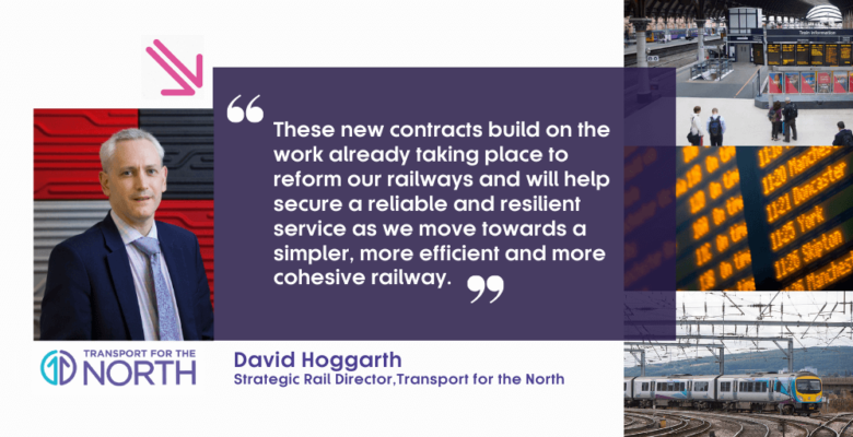 Government rail reform welcomed by Northern transport leaders