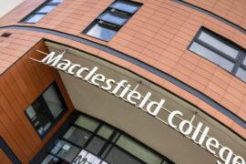 Macclesfield College BTEC results