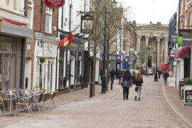 Councils join forces to plan Macclesfield town centre Covid-19 recovery