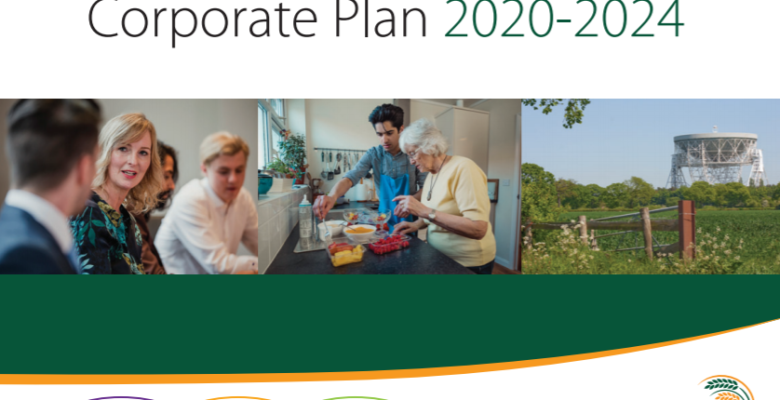 Cheshire East Council Corporate Plan