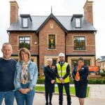 Heatherley Wood buyers, Ruth and Andrew Morgan share their experience after six months in their new home