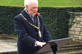 Remembrance Sunday commemoration in Cheshire East will be held virtually