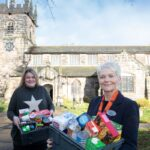 Wilmslow church benefits from Bellway donation
