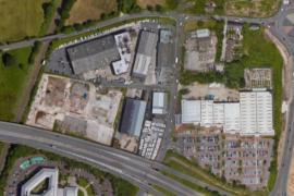 Stanley Green Trading Estate Handforth (image Google Maps)